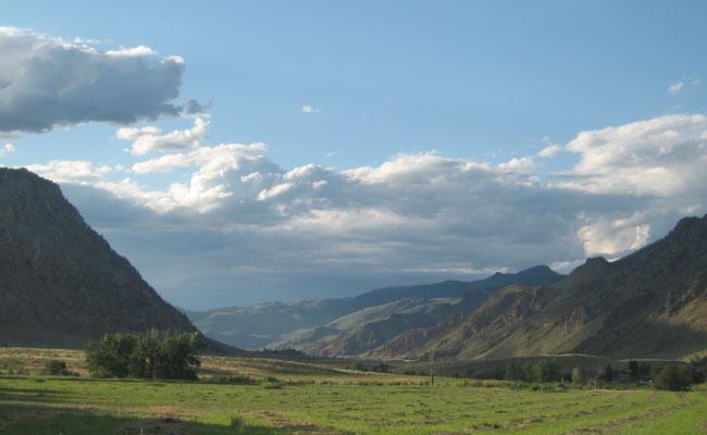 Rancho Royal Teton, Montana